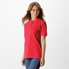Personalised Ladies Polo Shirt (Kustom Kit KK703)